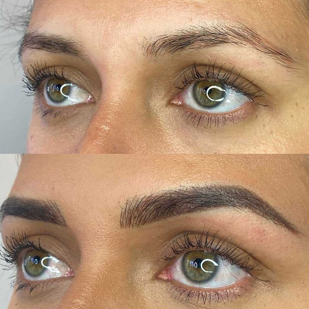 What Should I Know About Combo Brows Aftercare?