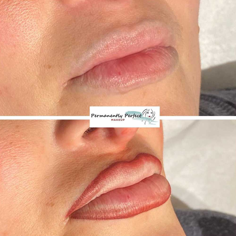 What Styles of Permanent Lip Liner Are There?