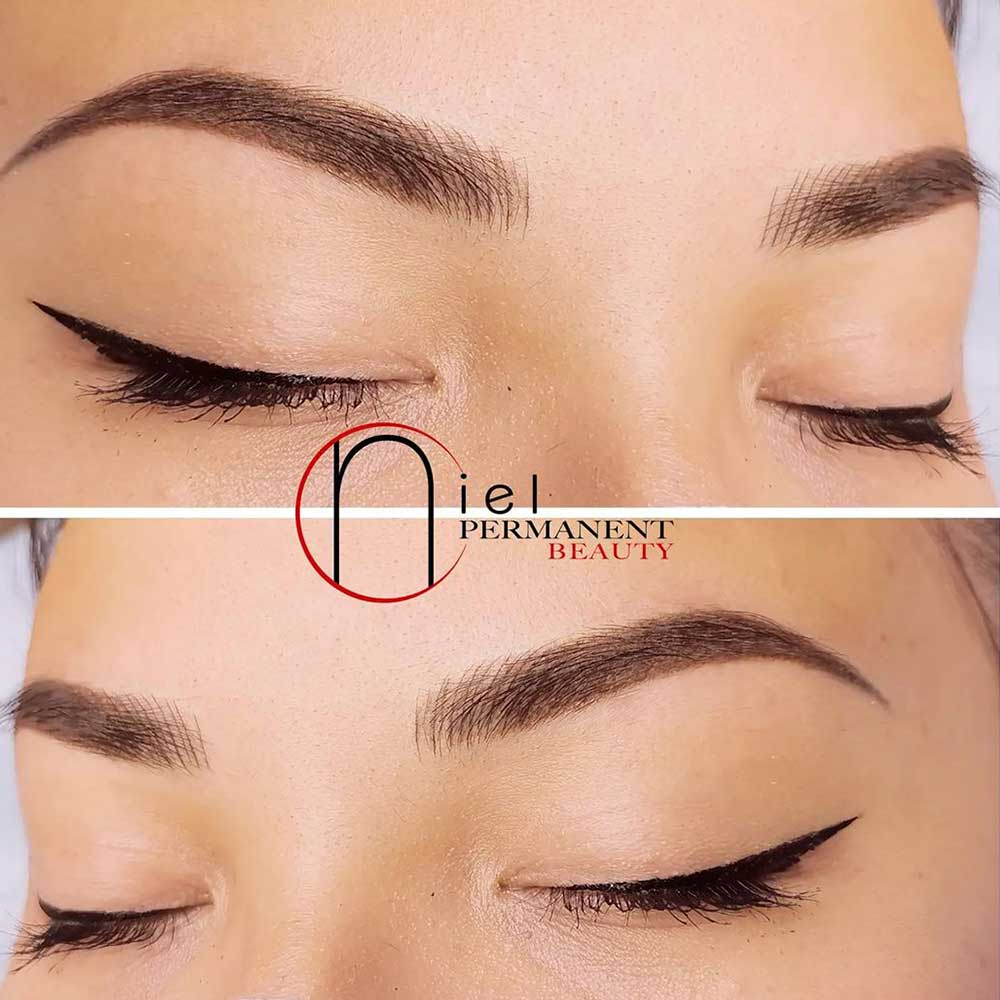What Are Hybrid Brows?